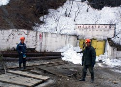 23 апреля должна быть выдана на-гора первая лопата руды