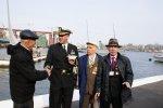 Дальнегорские ветераны на параде Победы