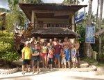 Дальнегорские дайверы побывали на Филиппинах