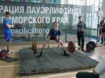 Новые успехи наших тяжелоатлетов