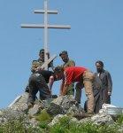 Крестовоздвижение на восточных рубежах Росии