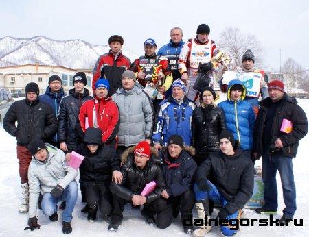 Спидвей финишировал в Дальнегорске